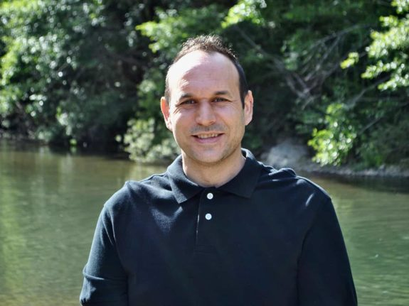 Bradley at Navarro River